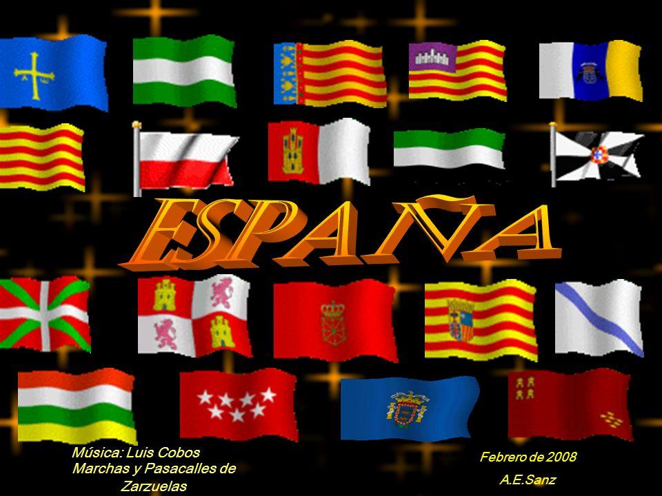 ...... Música: Luis Cobos Marchas y Pasacalles de Zarzuelas Febrero de 2008 A.E.Sanz