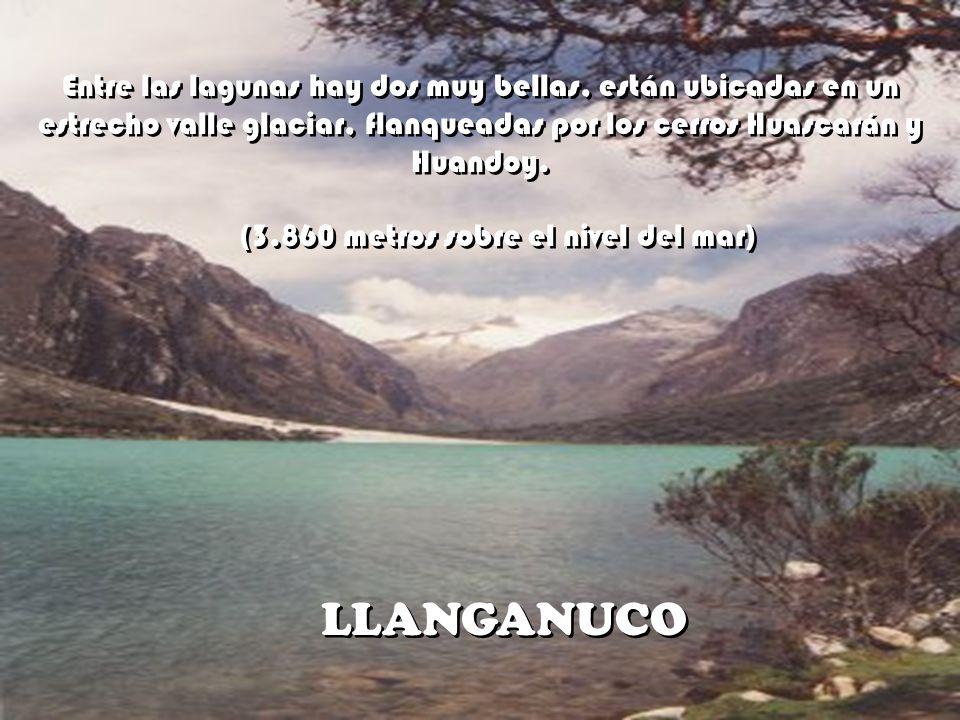 El Parque Nacional del Huascarán ha sido reconocido como Patrimonio Natural de la Humanidad. Es también un núcleo de Reserva de la Biósfera. El Parque