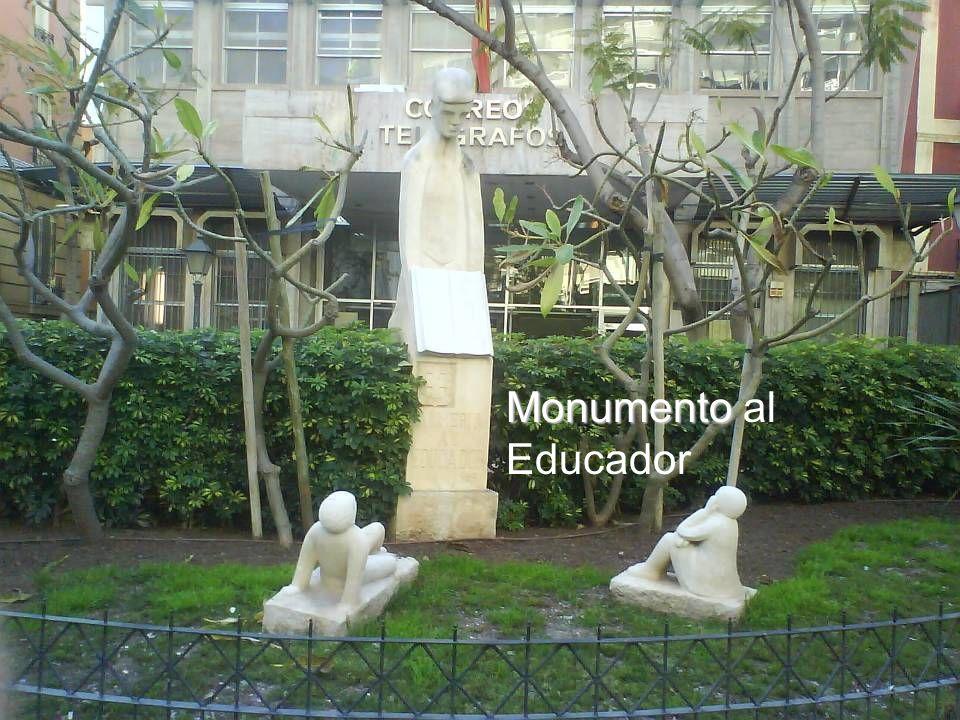 Plaza del Educador