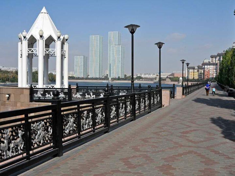 Cementerio de Astana