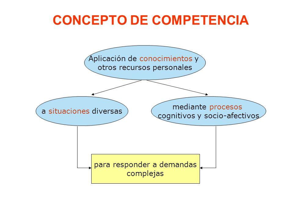 Integrar los diferentes aprendizajes: tanto los que están dentro del currículo (formales) como los que están fuera (no formales).