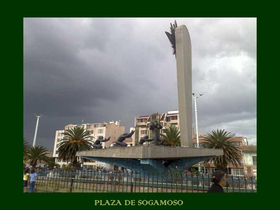 MUSEO ARQUEOLOGICO DE SOGAMOSO
