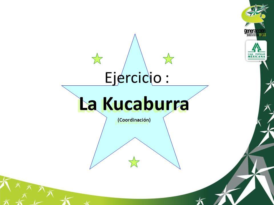 Ejercicio : La Kucaburra (Coordinación) La Kucaburra (Coordinación)