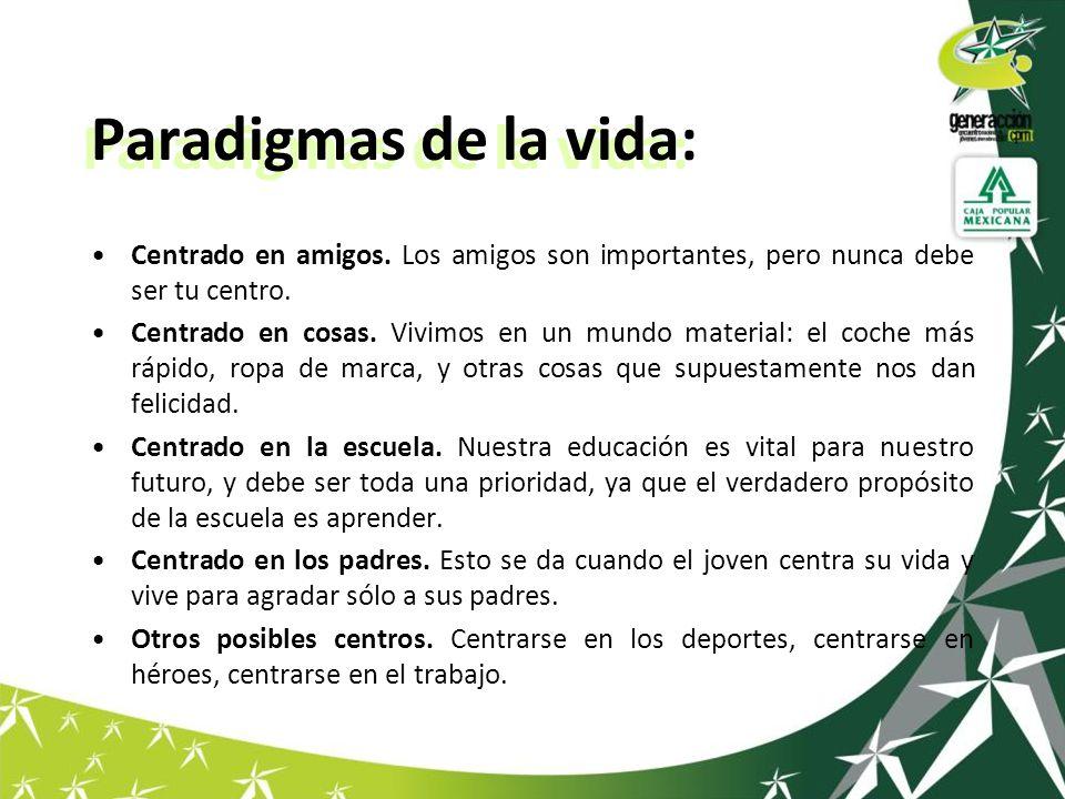 Ejercicio : Identificando los Paradigmas (Retos) Identificando los Paradigmas (Retos)
