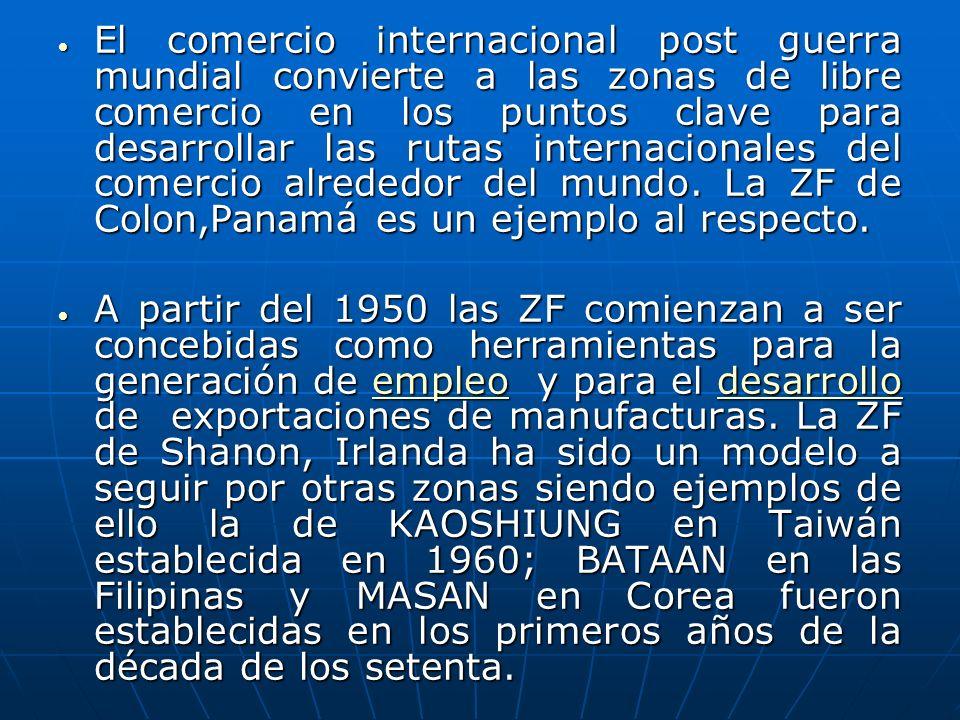 LEGISLACION NACIONAL Ley Nº5142/1907: Autoriza al PE establecer una ZF en el puerto de La Plata y en un puerto de la Pvcia.de Santa Fe.