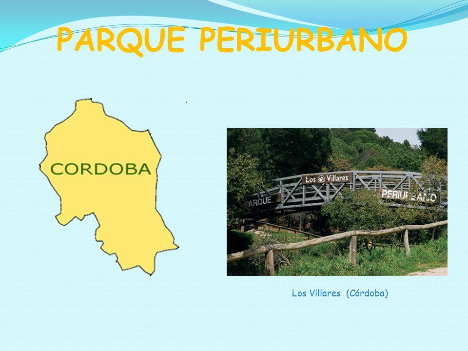 PARQUE PERIURBANO Los Villares (Córdoba)