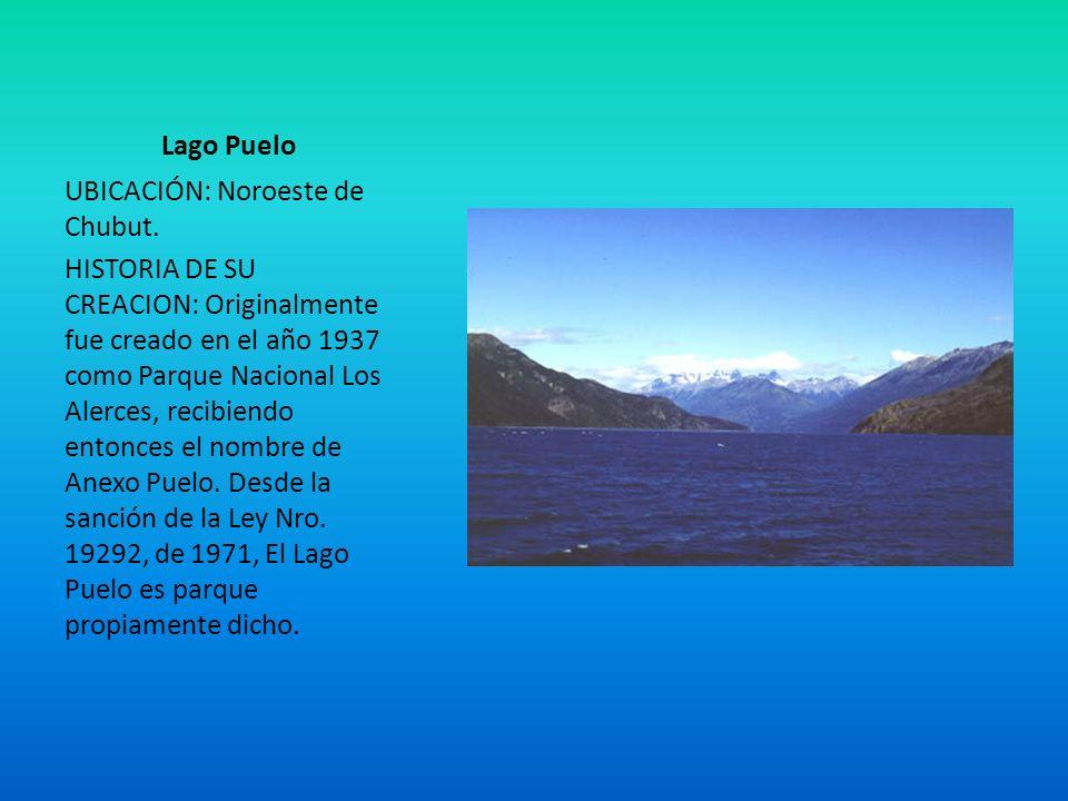 Parque Nacional Lago Puelo Por Adrián Vaschio
