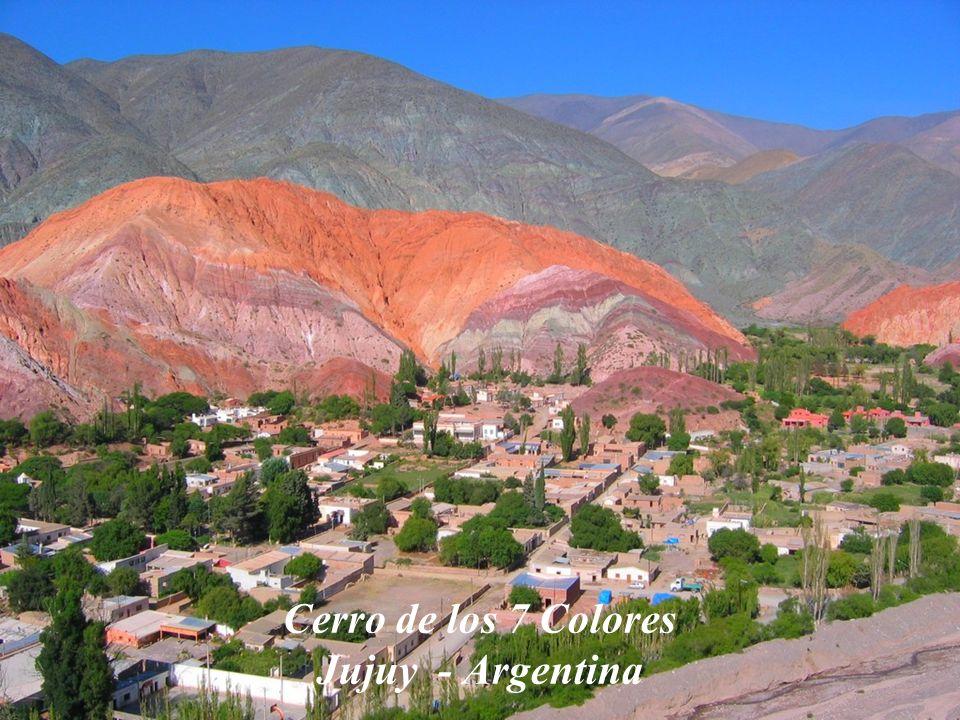 Laderas de los Andes Catamarca - Argentina