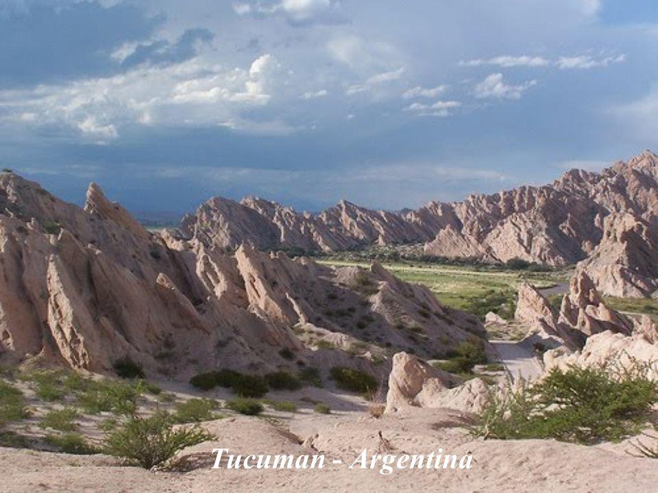 Parque Guillermina Tucuman - Argentina