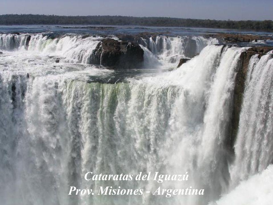 Cataratas del Iguazú Prov. Misiones - Argentina