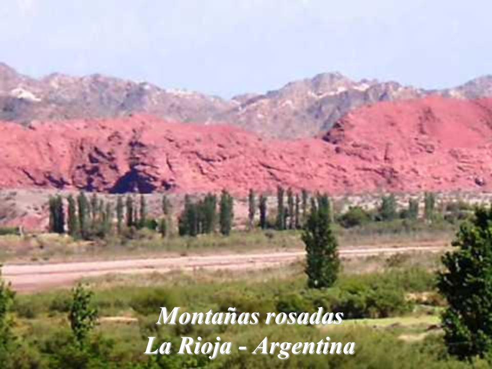 Parque Nacional Las Quijadas San Luis - Argentina