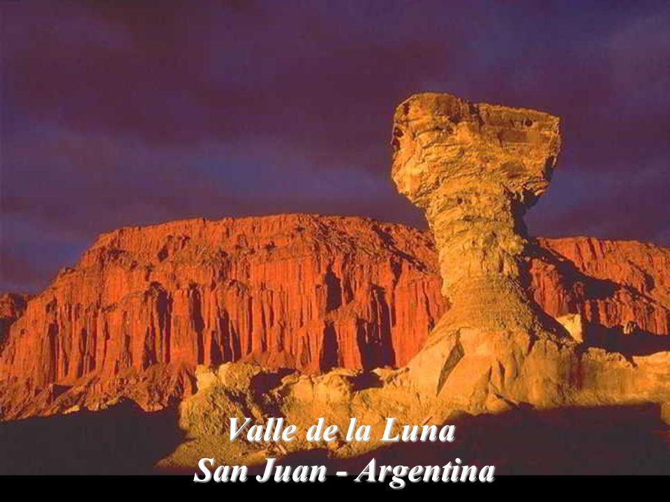 Montañas de Catamarca Argentina