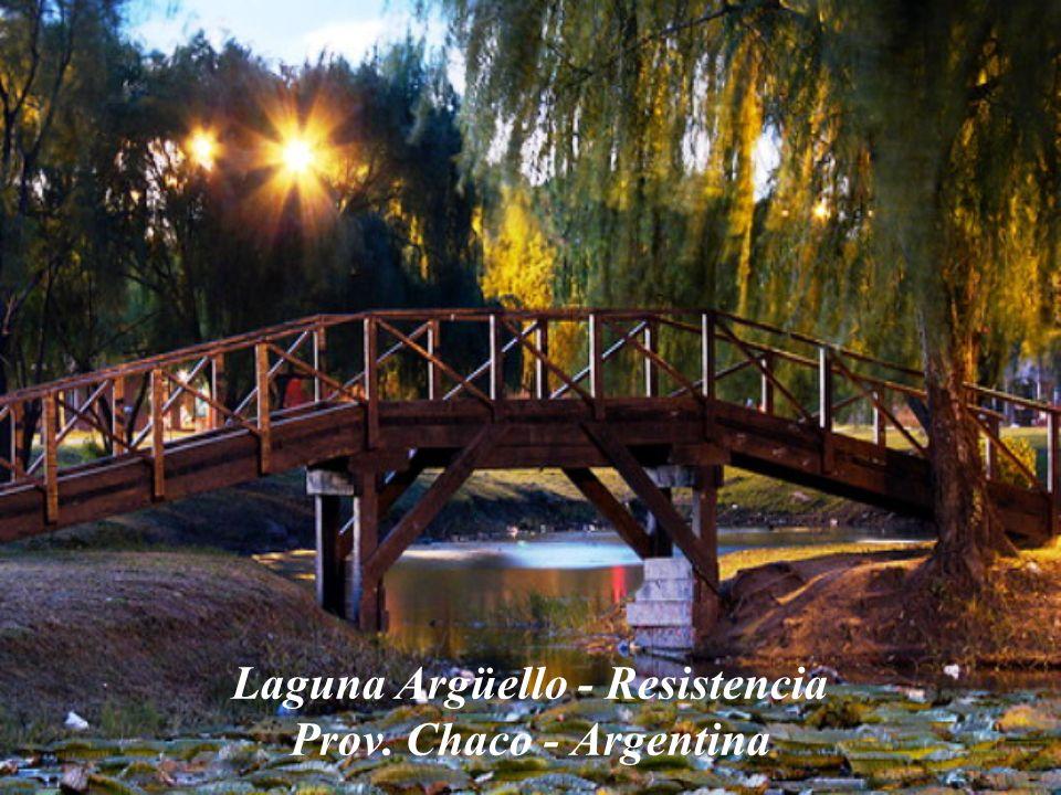 Laguna Argüello - Resistencia Prov. Chaco - Argentina