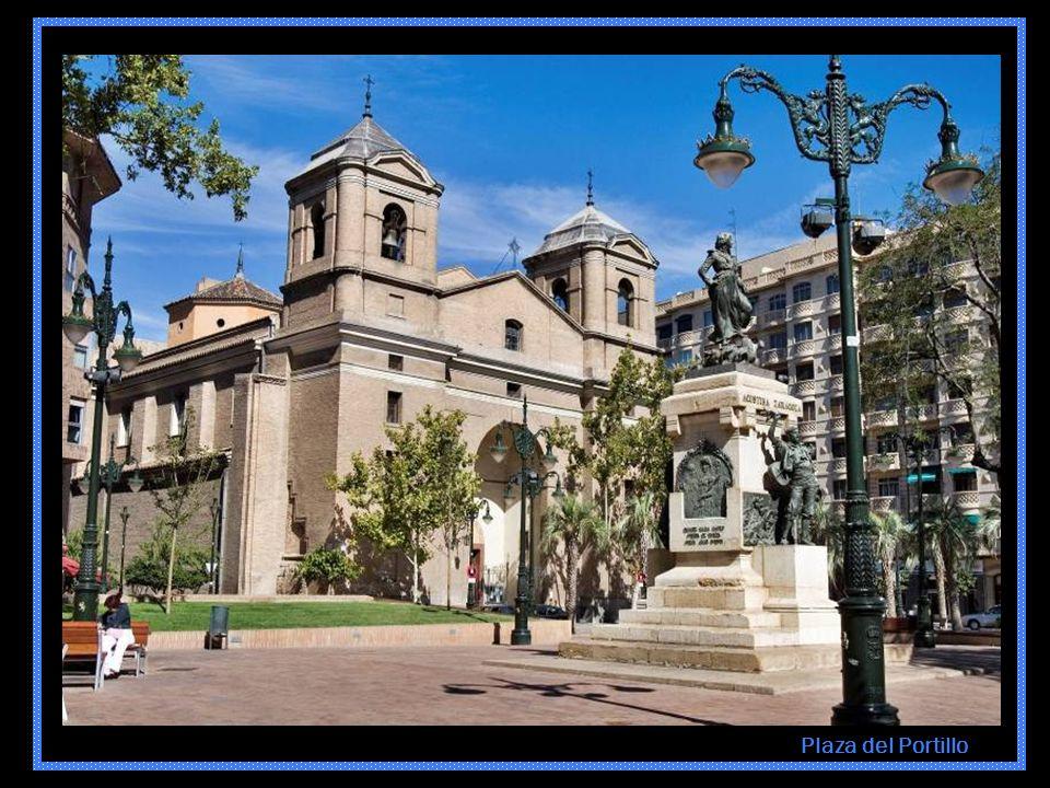 Nave Central de la Catedral de la Seo