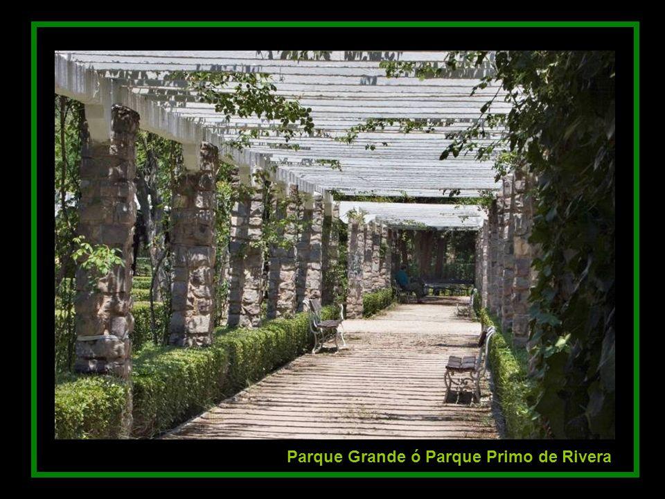 Parque Grande ó Parque Primo de Rivera