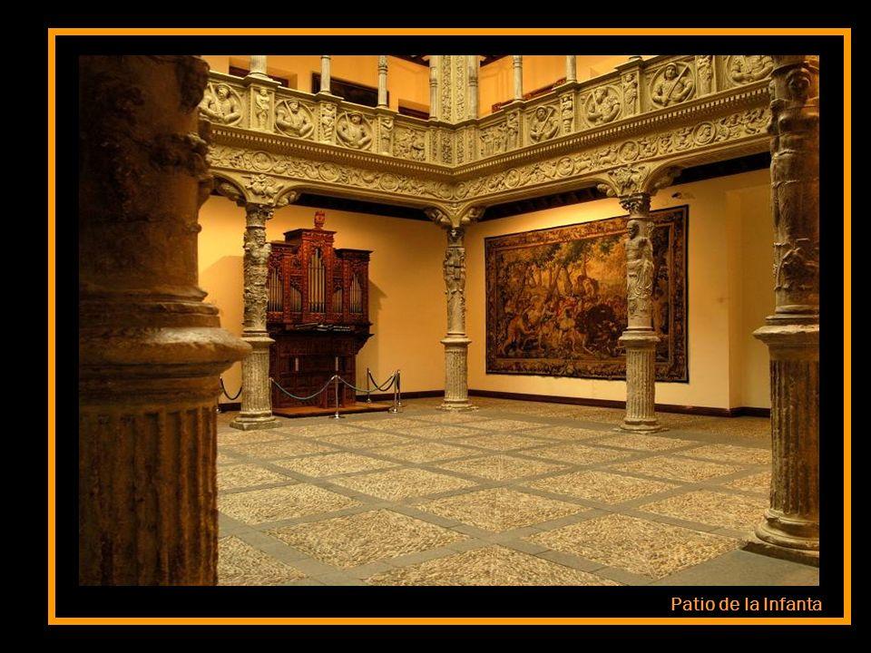Palacio de los Condes de Morata. Audiencia Provincial