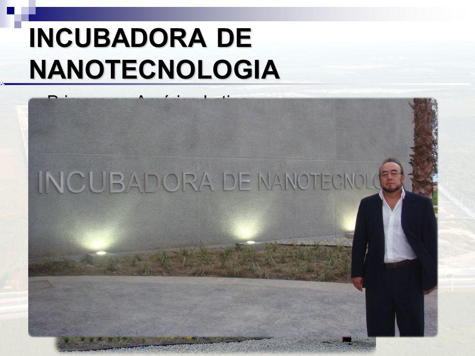 CONTRIBUCIÓN DEL CAM EN LA INCUBADORA El Cuerpo Académico de Materiales participa con síntesis de nanopartículas de interés industrial mediante: Desarrollo de métodos de síntesis de nanopartículas a nivel semi-industrial.