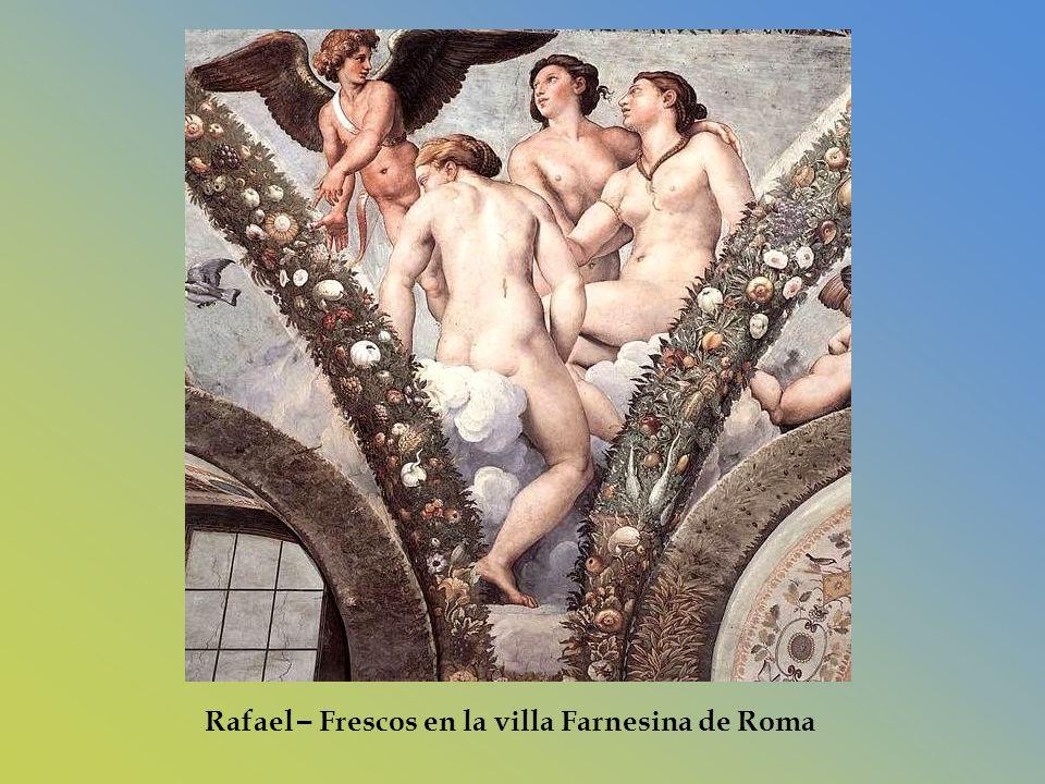 Rafael Sanzio 1483 - 1520