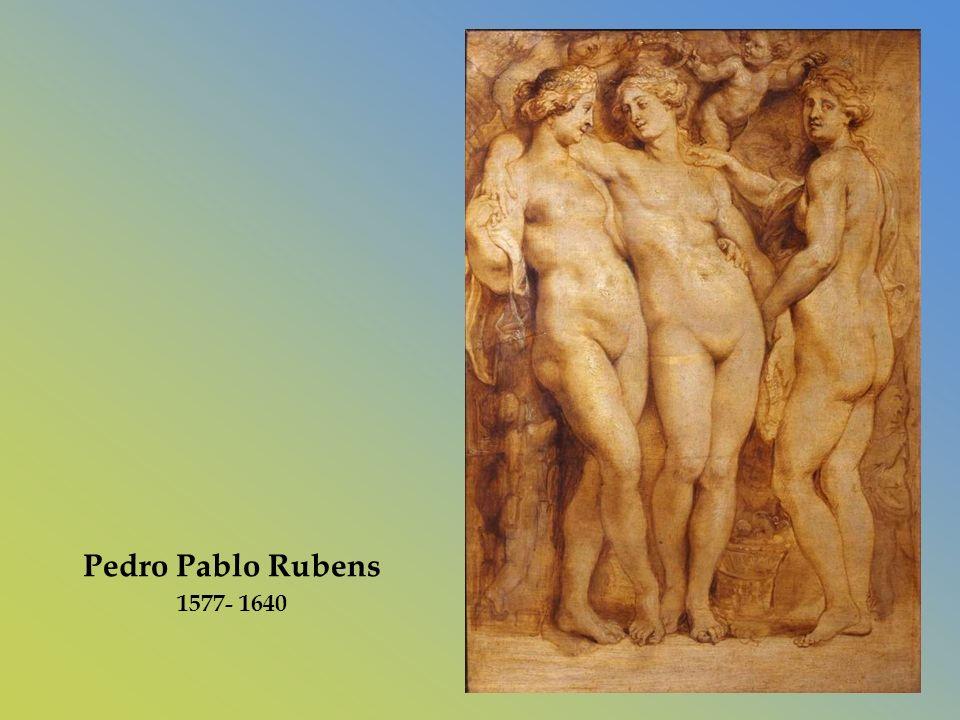 Quizá sea la versión de Rubens la más popular, y además, plantea un interesante tema, la diferencia entre el canon de belleza de entonces y el actual.
