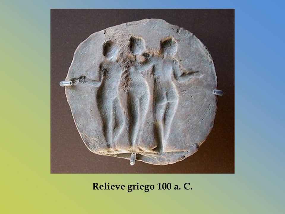Fresco de Pompeya siglo I a.C.