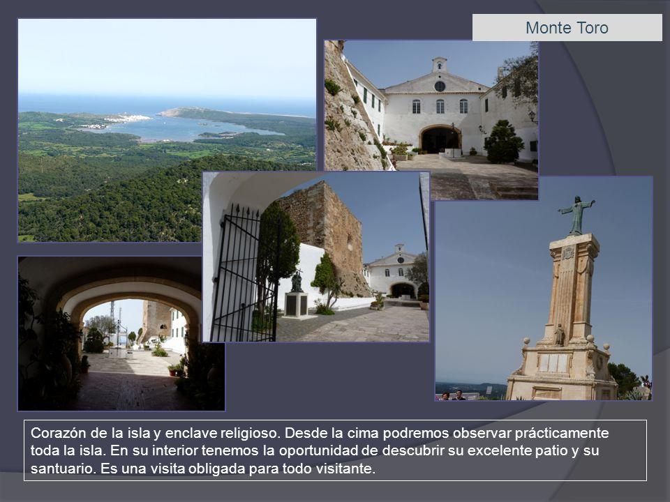 Monte Toro Corazón de la isla y enclave religioso.