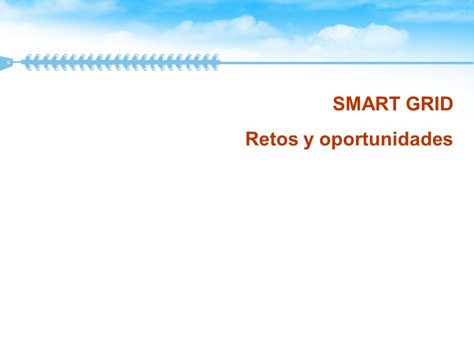 SMART GRID Retos y oportunidades