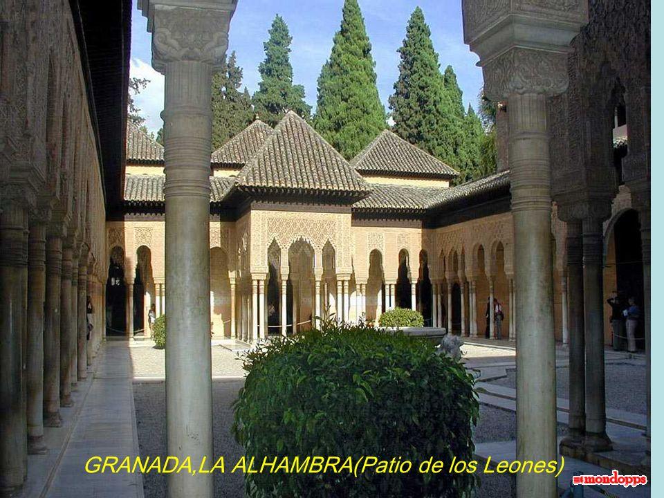 HUELVA (Santuario de la Virgen del Rocio)