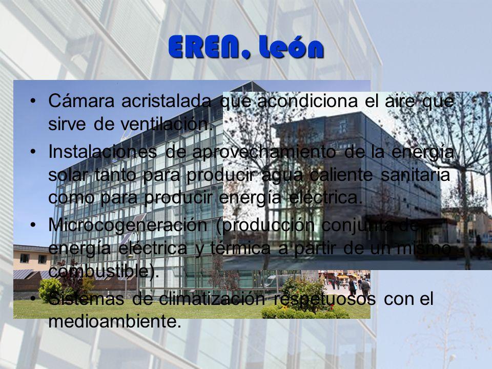 PREMIOS DE ARQUITECTURA SOSTENIBLE La Casa de la Madera, en Comunero de Revenga, Burgos. Utilización de energía fotovoltaica. Calefacción por biomasa.