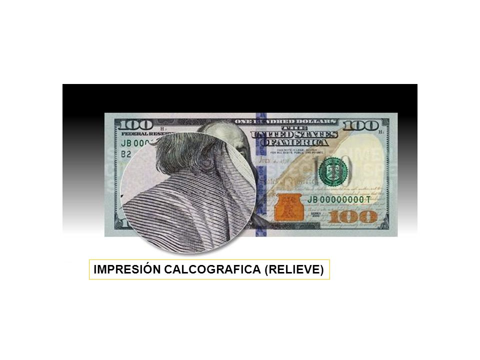 IMPRESIÓN CALCOGRAFICA (RELIEVE)