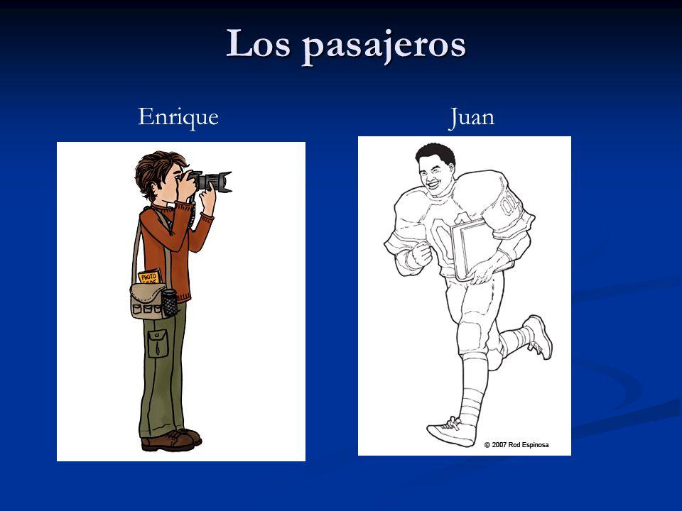 Los pasajeros EnriqueJuan