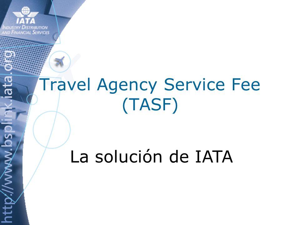 Operativa cargos por emisión Ejemplo de formulario CCCF. Datos del MPD TASF Importe TASF