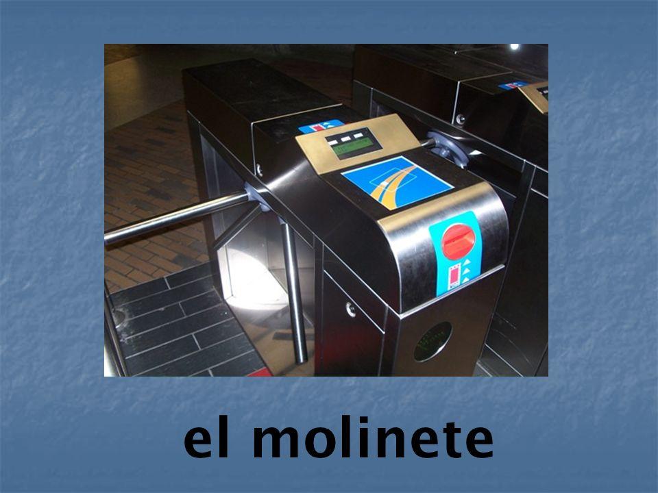 el molinete