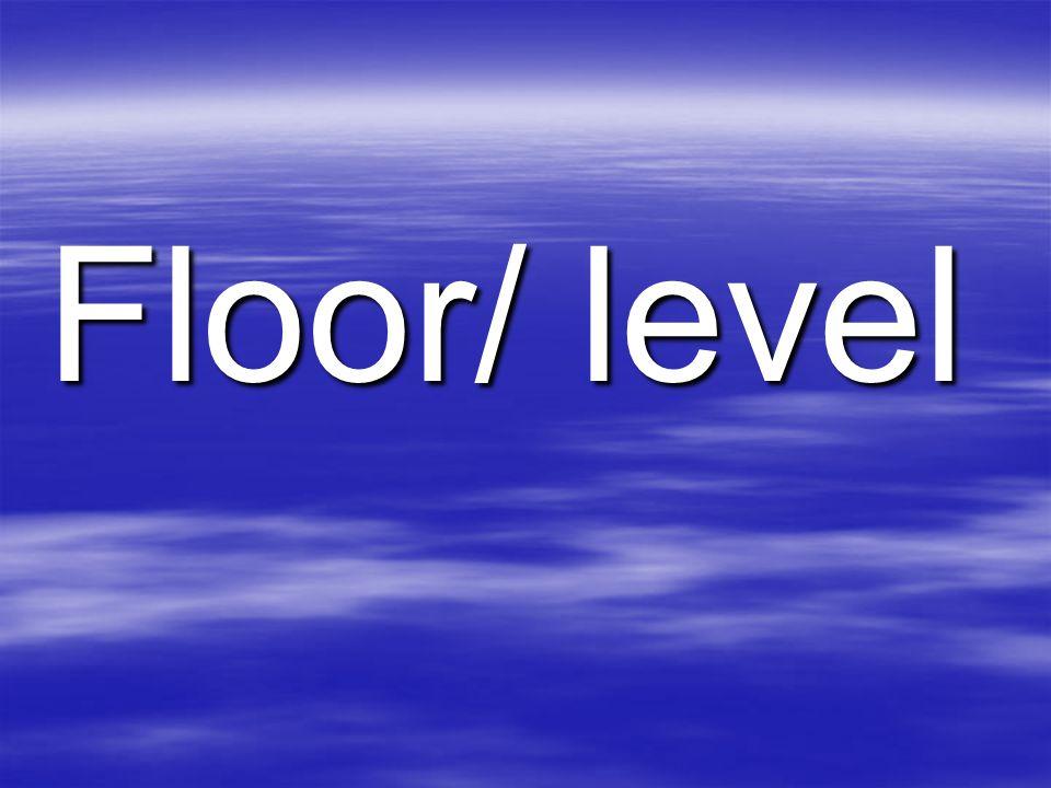 Floor/ level