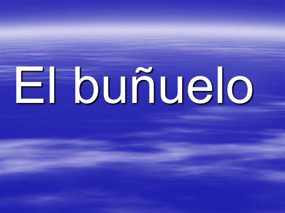 El buñuelo