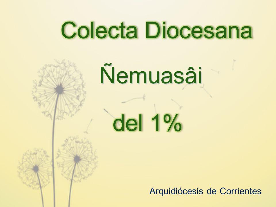 Arquidiócesis de Corrientes Ñemuasâi