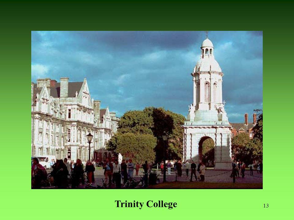 13 Trinity College