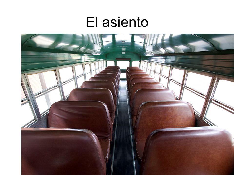 El asiento