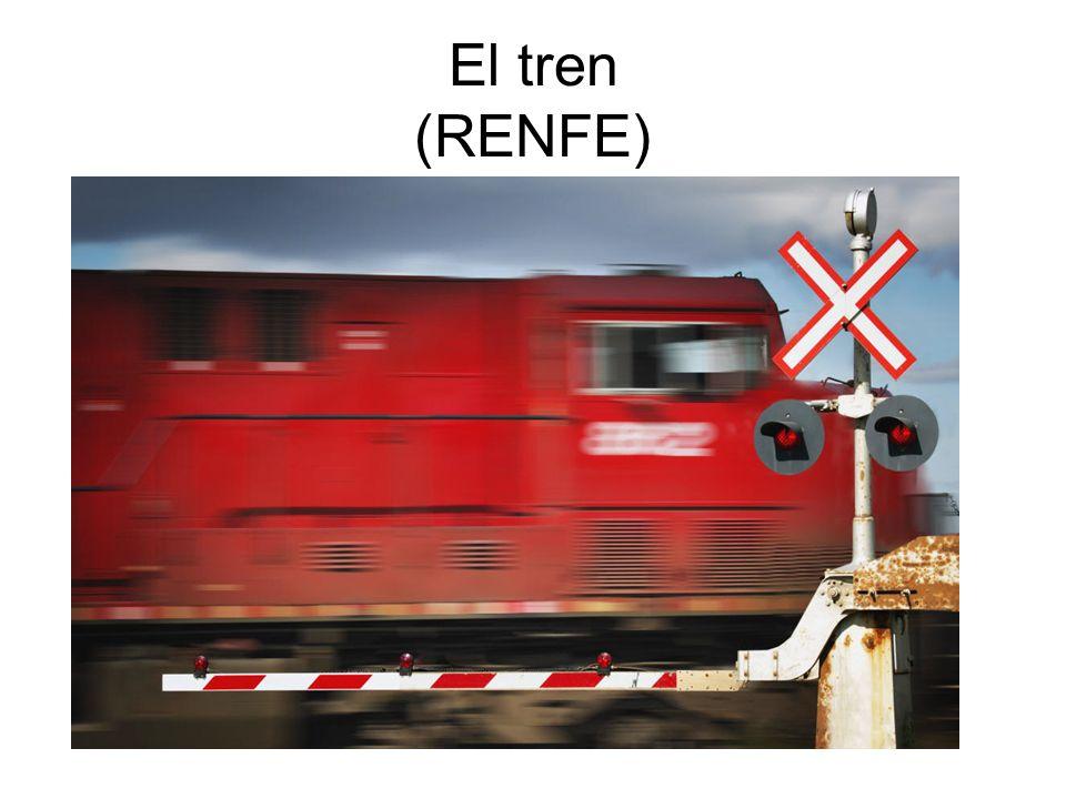 El tren (RENFE)