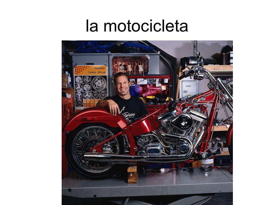 El bicicleta, el bici