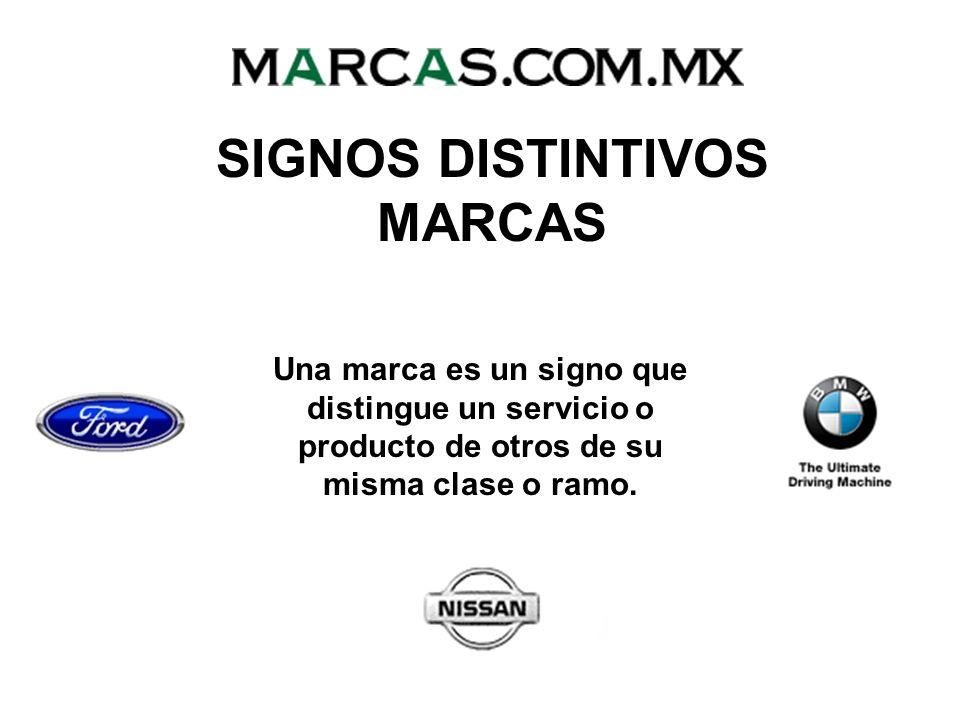 Las Marcas pueden estar representadas por un término, un símbolo, logotipo, diseño o signo, o una combinación de estos.