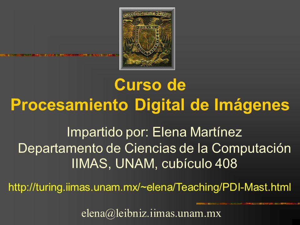 1.Introducción a)¿Qué es el procesamiento digital de imágenes.