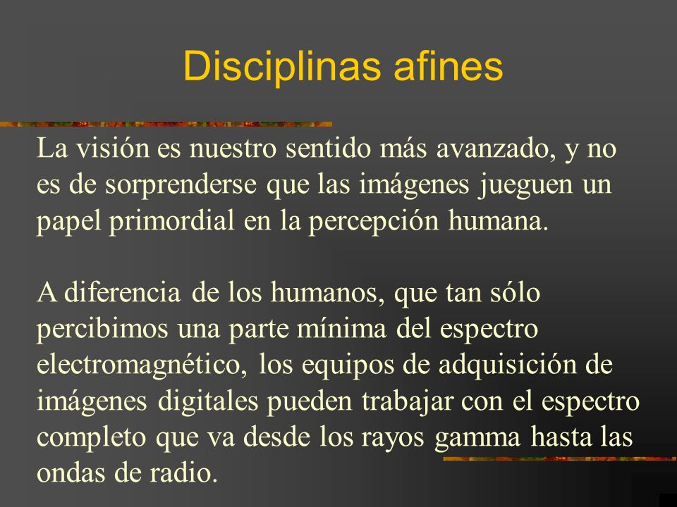 Instituto de Investigaciones en Matemáticas Aplicadas y en Sistemas (IIMAS) http://turing.iimas.unam.mx/~elena/Teaching/PDI-Mast.html