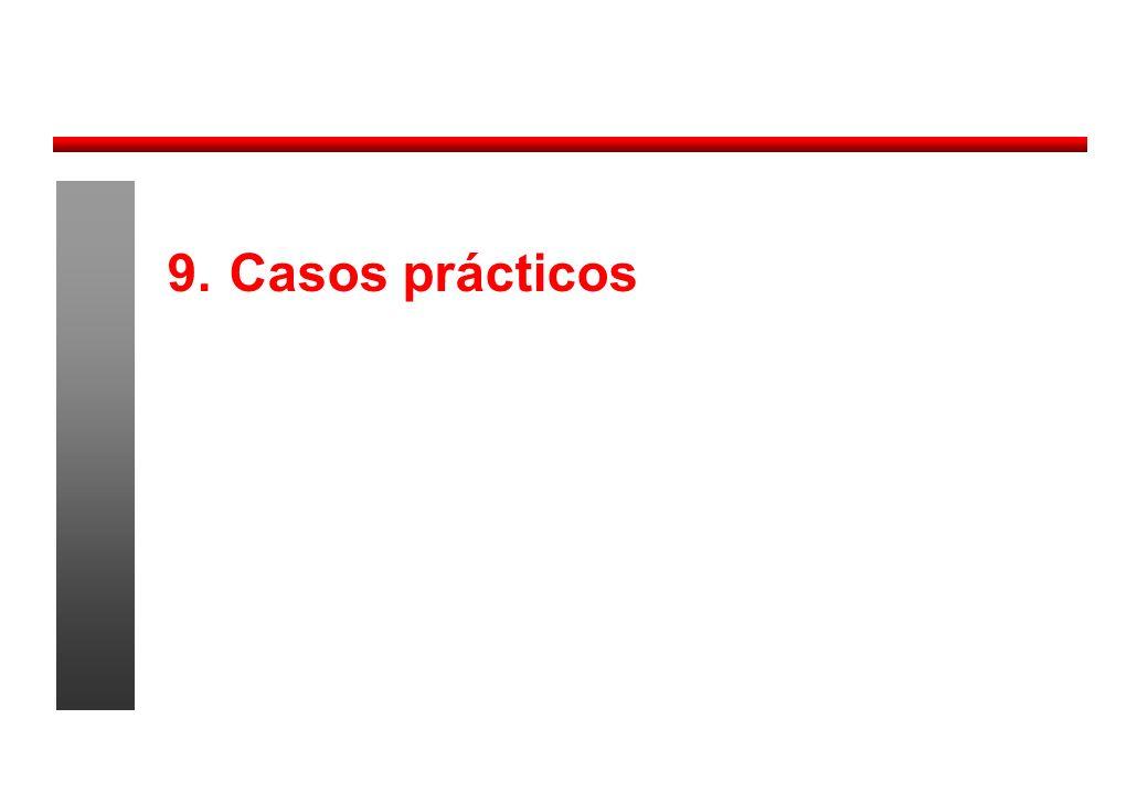 9.Casos prácticos