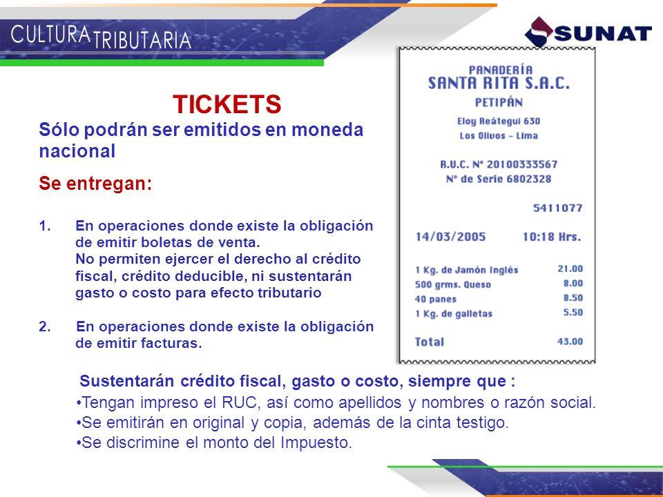 e) Manifiesto de Pasajeros Es el documento de control de los boletos de viaje de transporte público nacional de pasajeros, en el cual se detalla la información correspondiente al viaje efectuado.