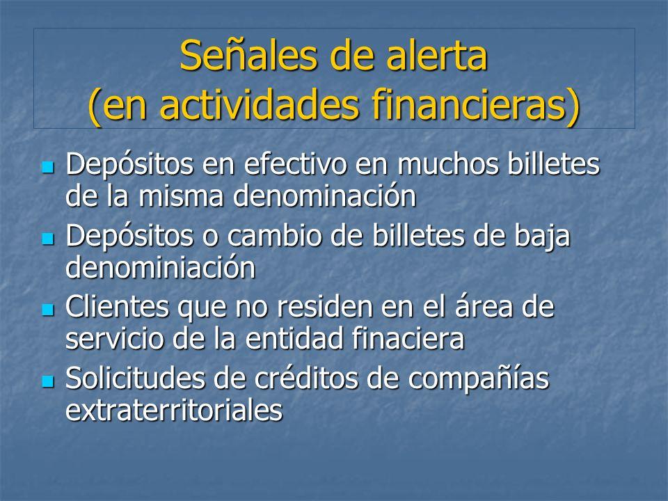 Depósitos en efectivo en muchos billetes de la misma denominación Depósitos en efectivo en muchos billetes de la misma denominación Depósitos o cambio