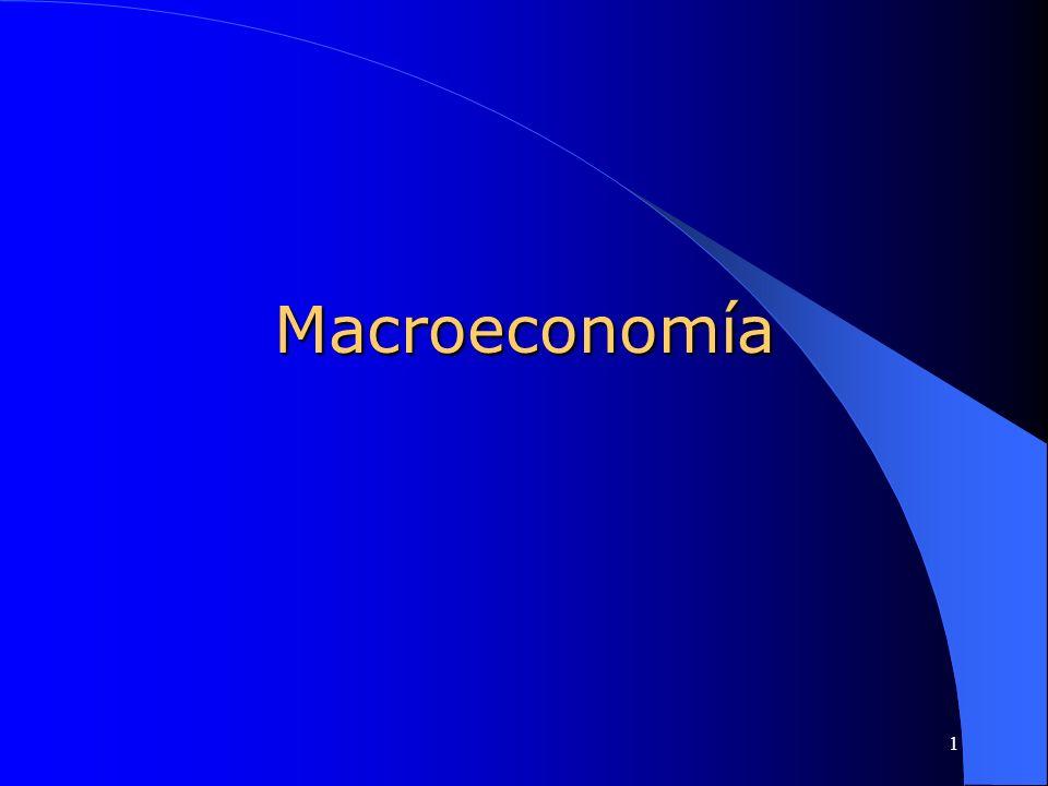 1 Macroeconomía