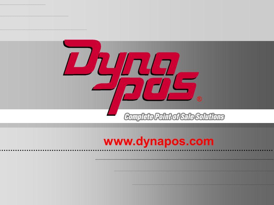 Quién es .Dynapos es una de las marcas de mayor crecimiento en la industria de Punto de Venta.