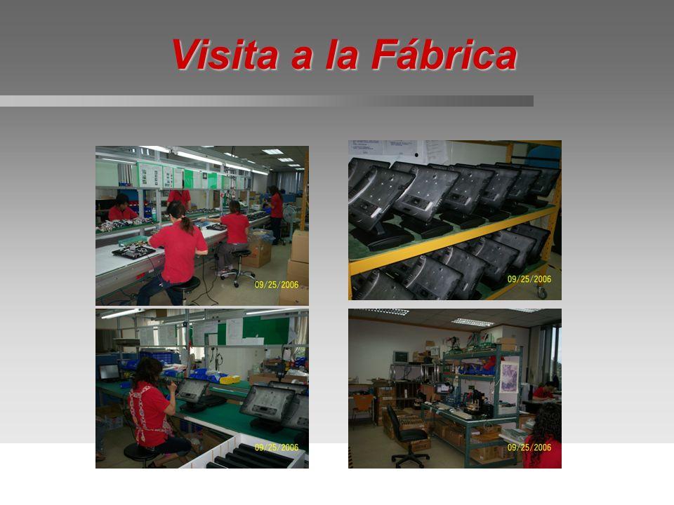 Visita a la Fábrica