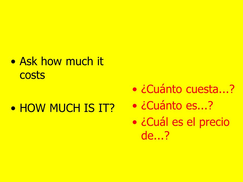 Ask if your friend likes to play football ¿Do you like to play football ¿Te gusta jugar al fútbol