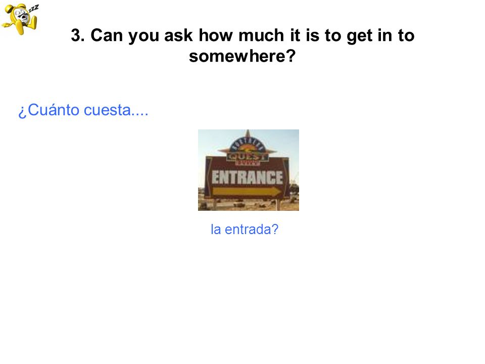 4.) Can you say what you would like to drink in café/restaurant/friends house.